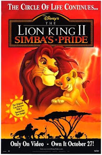 El rey león 2: El Reino de Simba (1998) Online