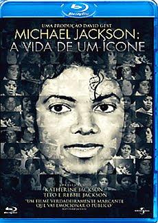 Filme Poster Michael Jackson: A Vida de um Ícone BDRip XviD Dual Audio & RMVB Dublado