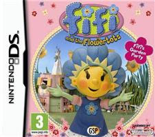 Fifi and the Flowertots Fifis Garden Party   Nintendo DS