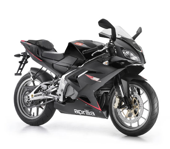 Technical Features of 2010 Aprilia RS 125