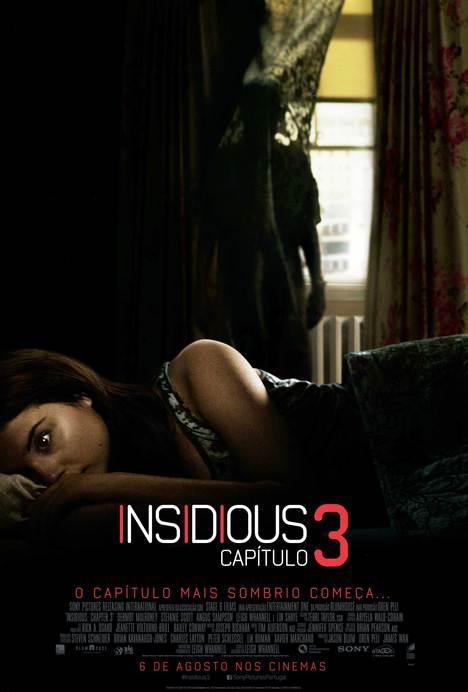 Insidious: Chapter 3 [Insidious: Capítulo 3]