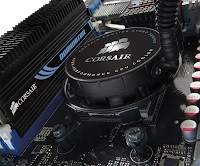 Corsair Hydro Series™ H70 High Performance Dual-Fan Liquid CPU Cooler Picture 3