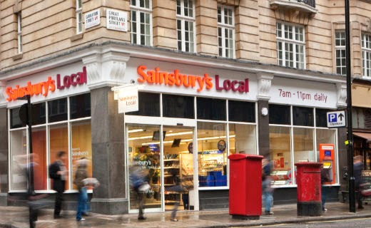 Foodservice Solutions: Sainsbury Convenience Store Success