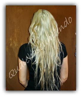 nutrir o cabelo