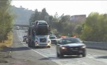 Los robos a camiones de carga van en aumento en Michoacán