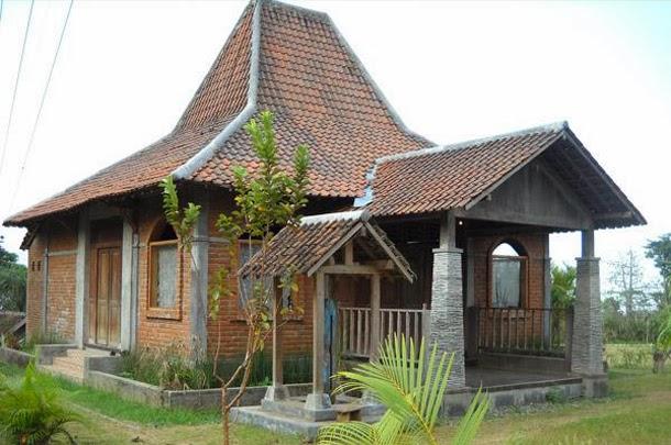 Desain Rumah Joglo