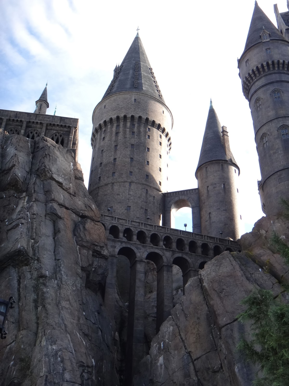 Universal Studios, Florida, Islands Adventure, travel, Harry Potter World
