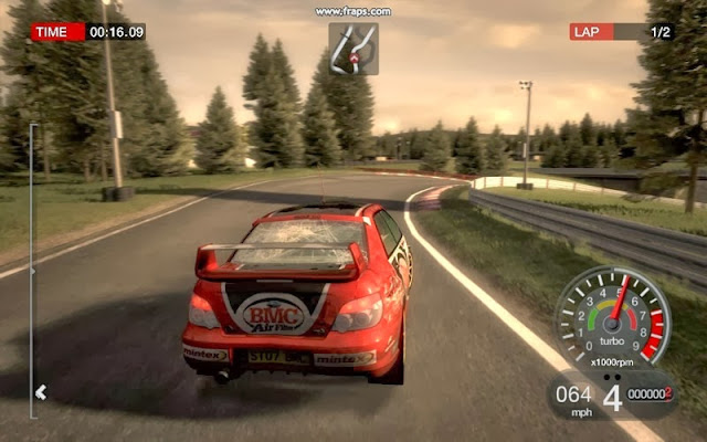 Dirt 3 Pc game Screenshot