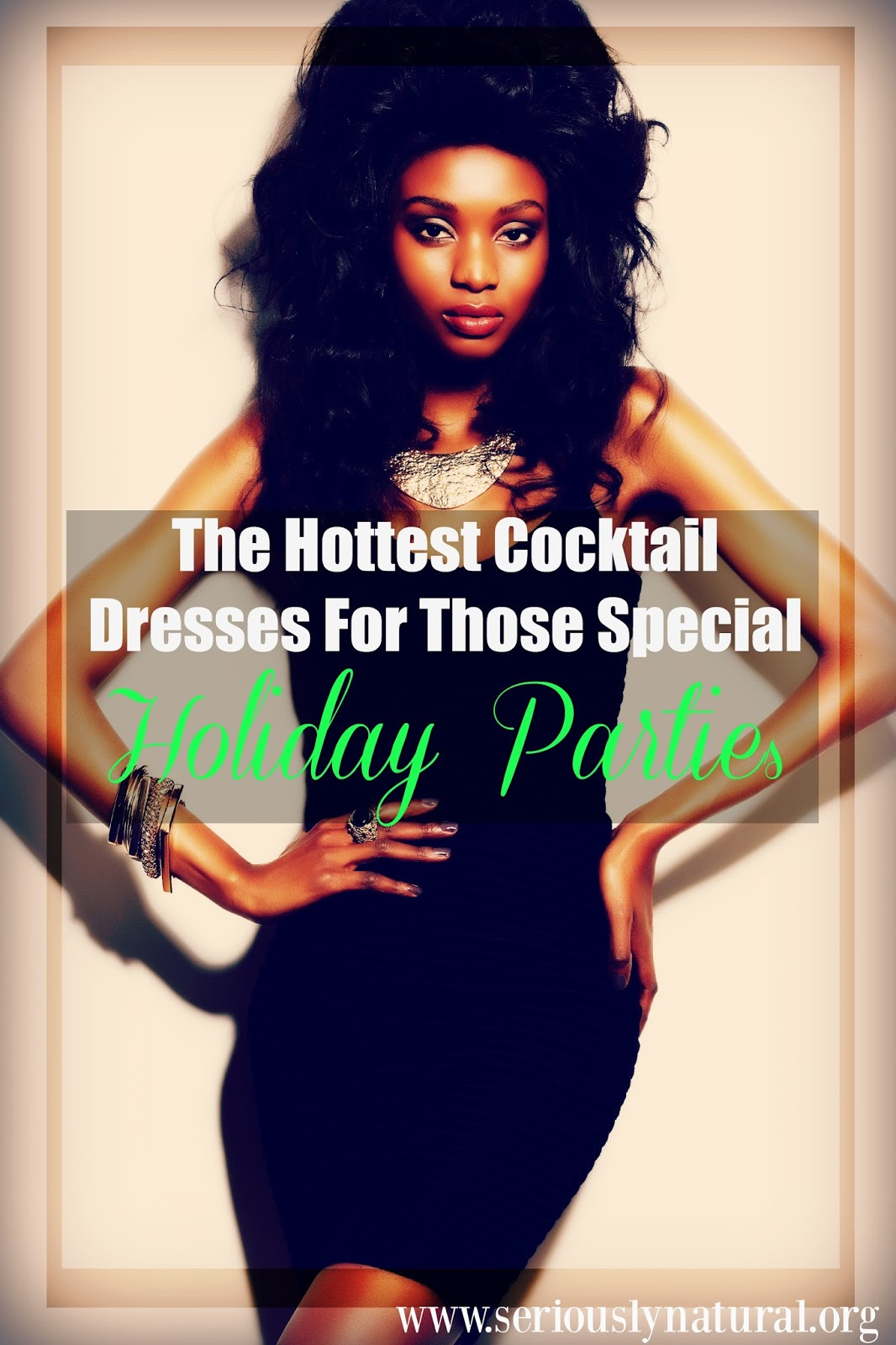 The Hottest Cocktail Dresses For Those Special Holiday Parties