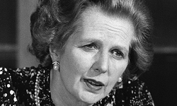 (Margaret Thatcher)