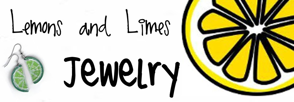 Lemons and Limes Jewelry {and some other stuff}