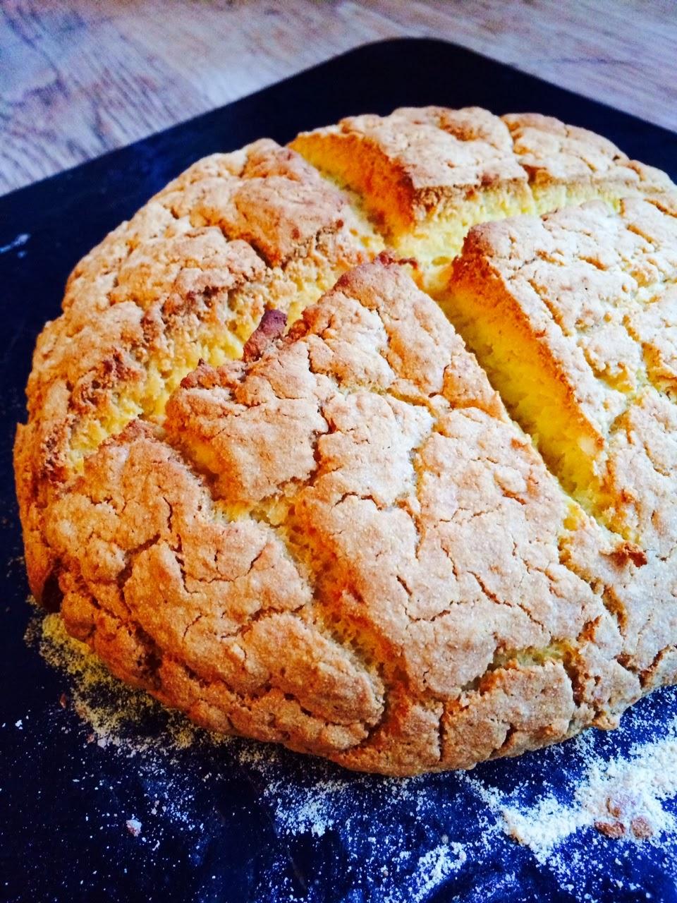 corn soda bread