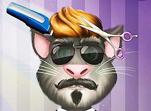 Talking Tom Hair Salon