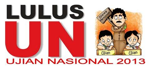 Jadwal Lengkap Ujian Nasional (UN) 2013