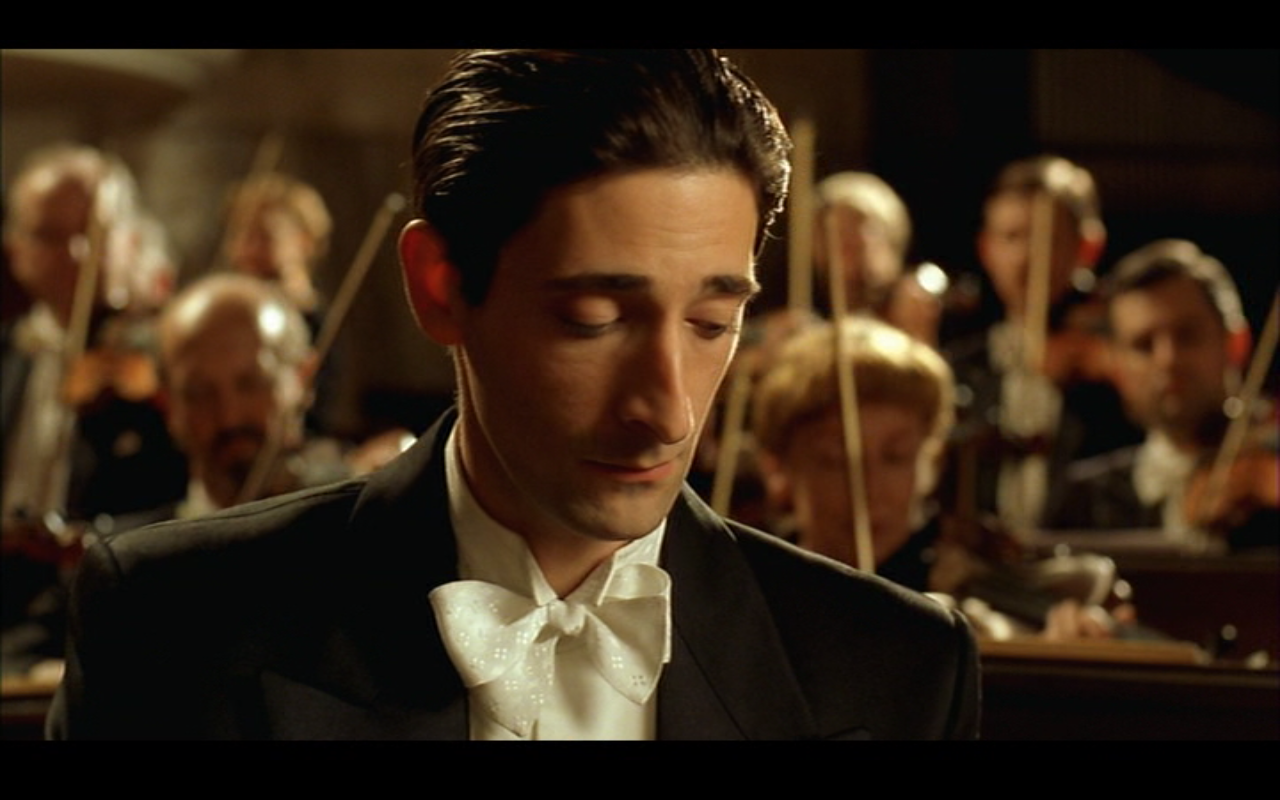 Help! My Best Friend i... Adrien Brody Piano