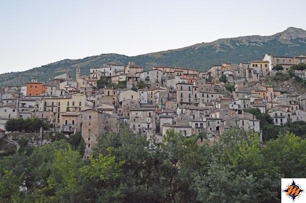 Transiberiana d'Italia, Pettorano sul Gizio