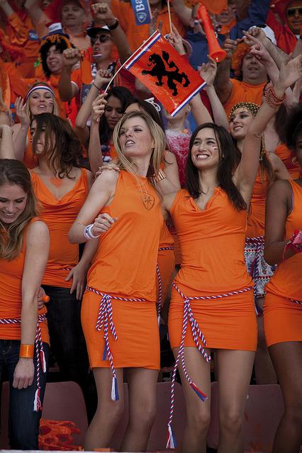 mujeres hermosas bellas de Holanda amsterdam