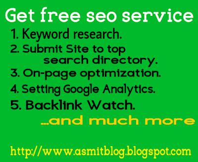 free-seo-service