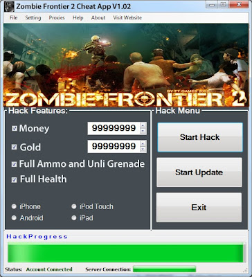 Download Free Zombie Frontier 2 Hack