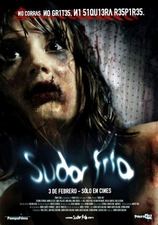 Sudor Frio DVDR Audio Español latino 2011 Terror