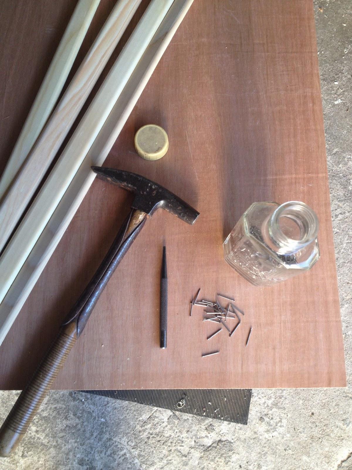 Comment transformer une table moche en une jolie table tuto - Comment utiliser la pate a bois ...