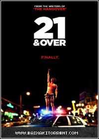 Capa Baixar Filme Finalmente 18 (21 and Over) 2013   Dublado   Torrent Baixaki Download