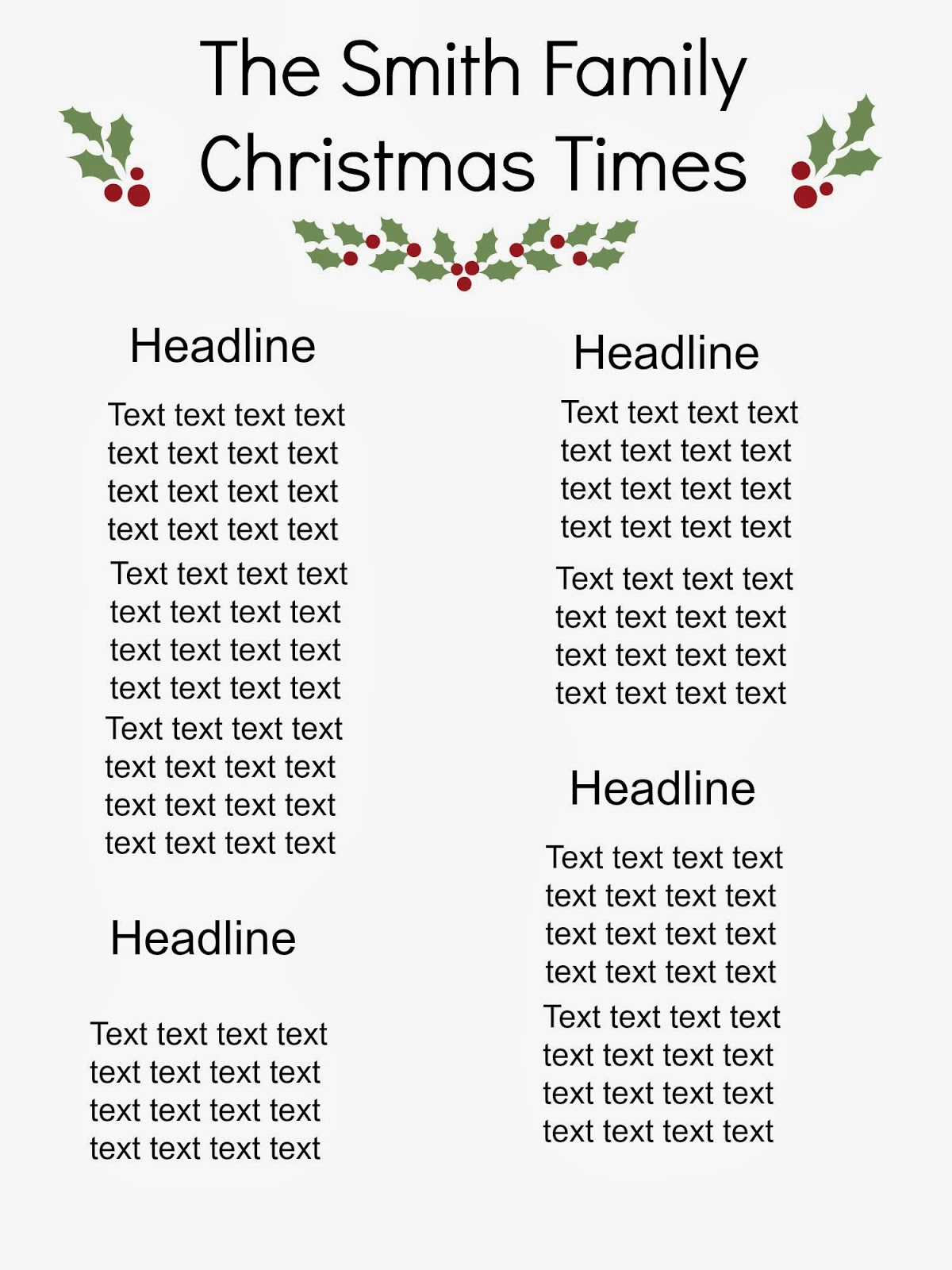 Tips for sending the best christmas letter ever tips for sending the best christmas letter ever aljukfo Gallery