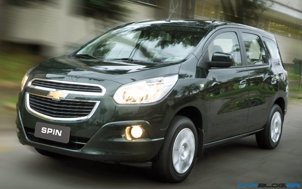 Chevrolet Spin Photos 2014