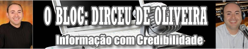 Pinhão : DIRCEU  DE OLIVEIRA - CREDIBILIDADE EM INFORMAÇÃO