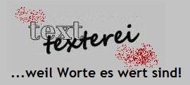 texttexterei - weil Worte es wert sind