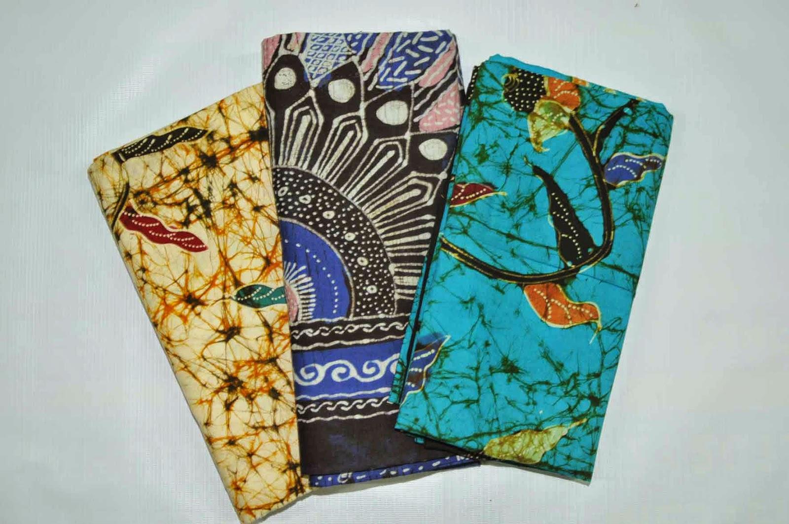Batik Semarang Makna Simbolik Motif Batik