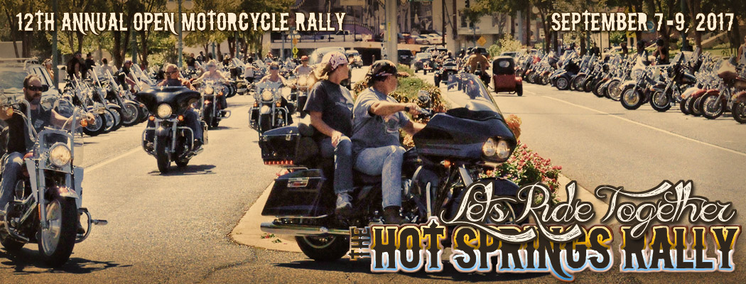 Hot Springs Motorcycle Rally