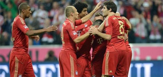 10 hechos que hacen 'grande' a este Bayern Múnich