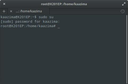 Instal WinUSB di Elementary / Ubuntu : Persiapan