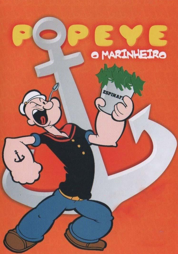 Popeye Completo Torrent – Dublado (1929)