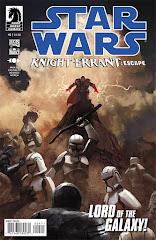 Star wars : knight errant escape #4