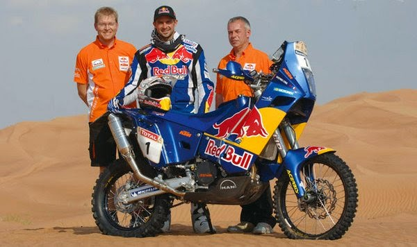 KTM 640 Adventures Redbull Sports Team Bikes Photos