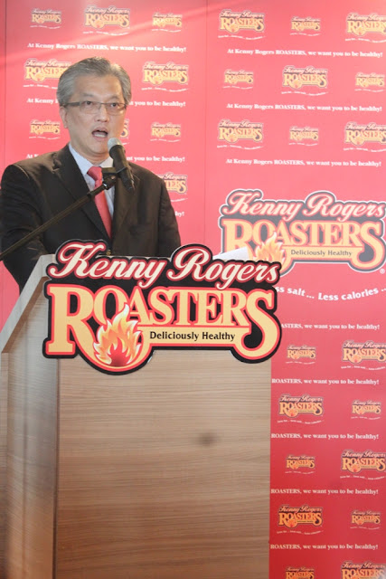 Kenny Rogers Roaster, Kenny Rogers Roaster drive-thru, Kenny Rogers Roaster, setia tropika