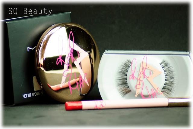 MAC Riri collection Silvia Quiros Rihanna maquillaje