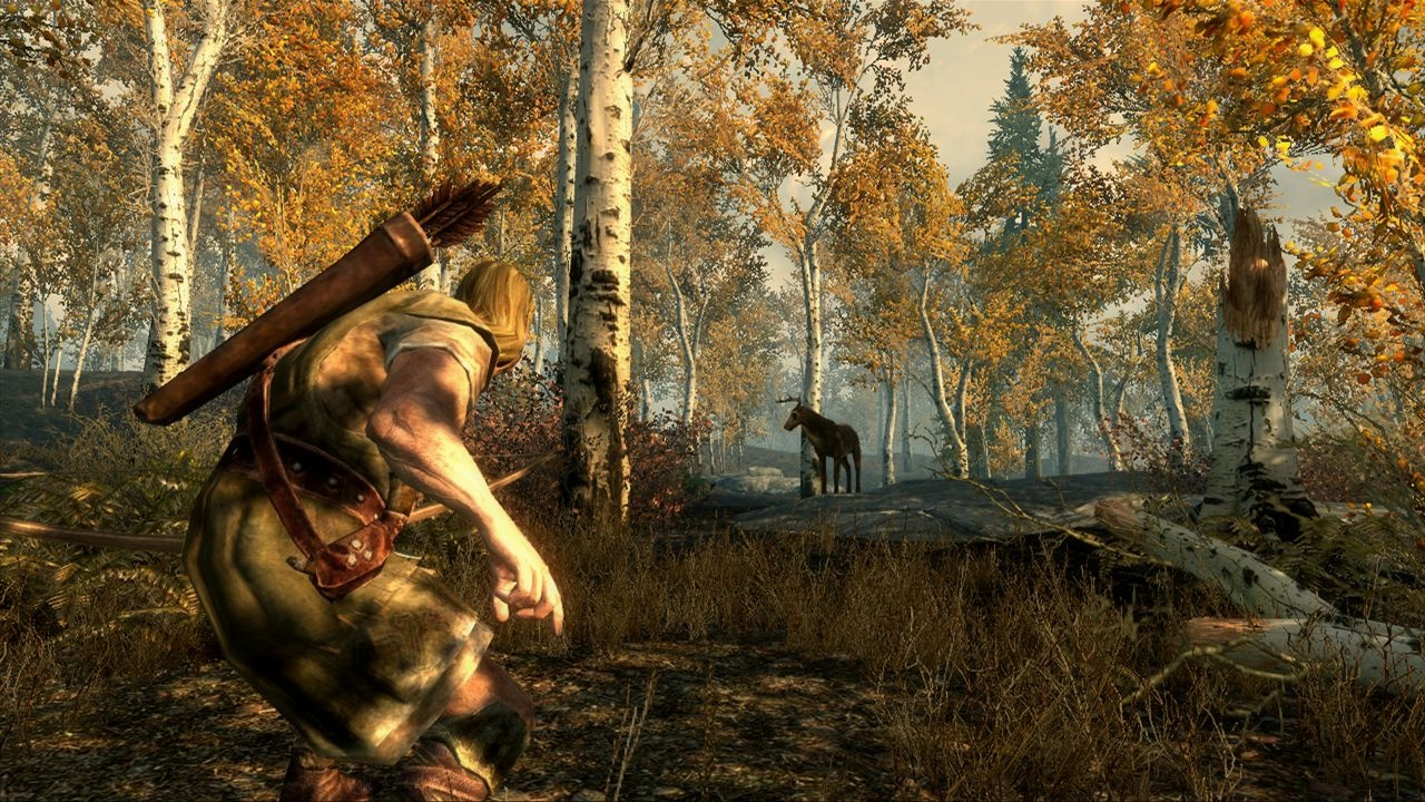 The Elder Scrolls V: Skyrim - HITGAMERZ