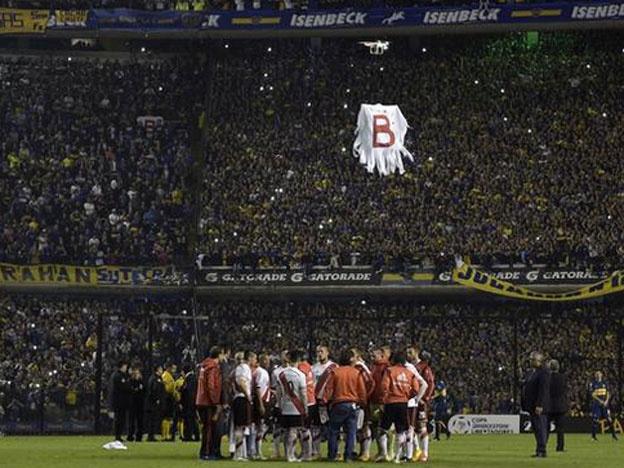 Gigantes voltam a ser protagonistas no futebol Argentino