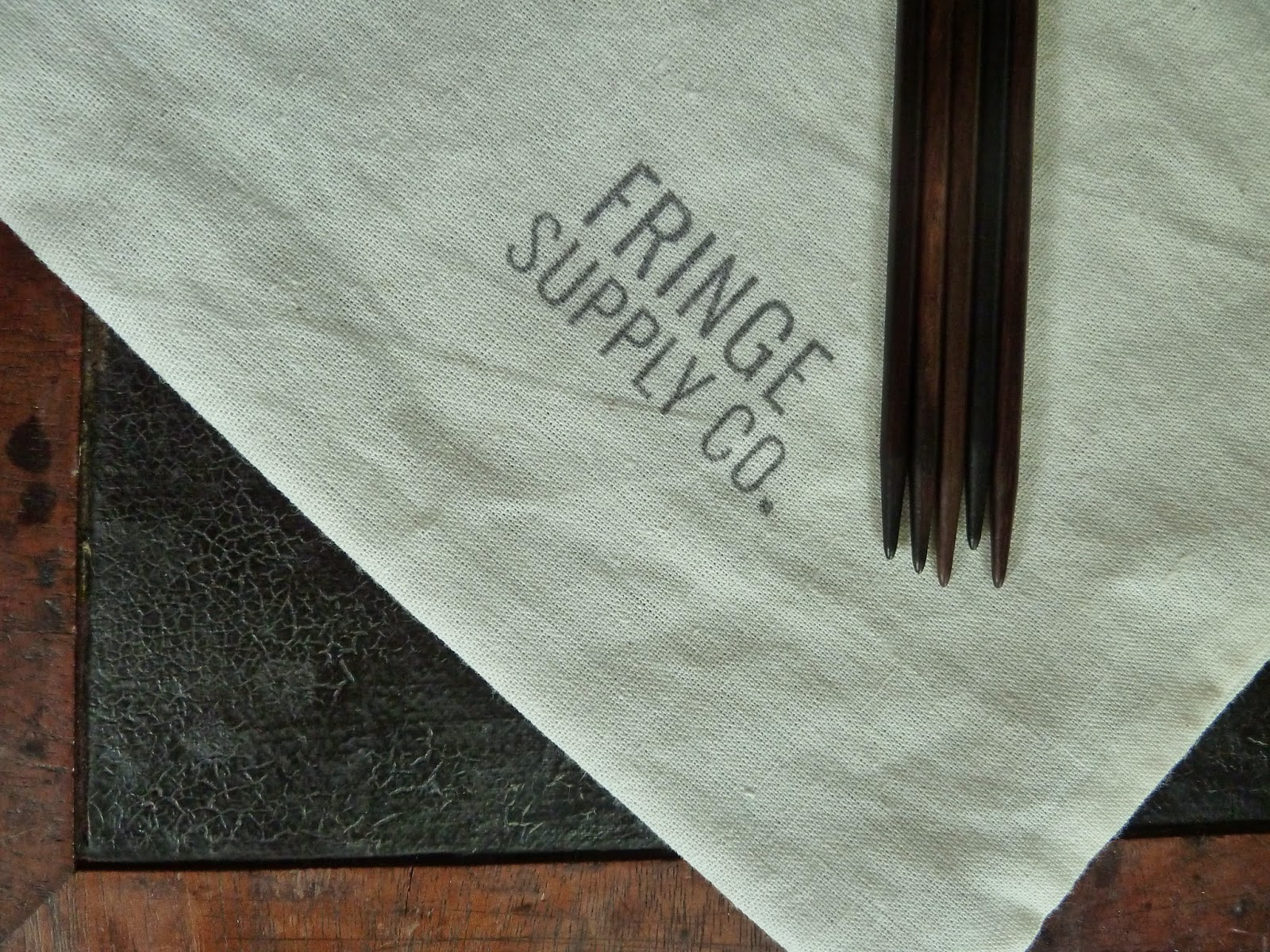 Rosewood US7 DPNS from Fringe Supply Co