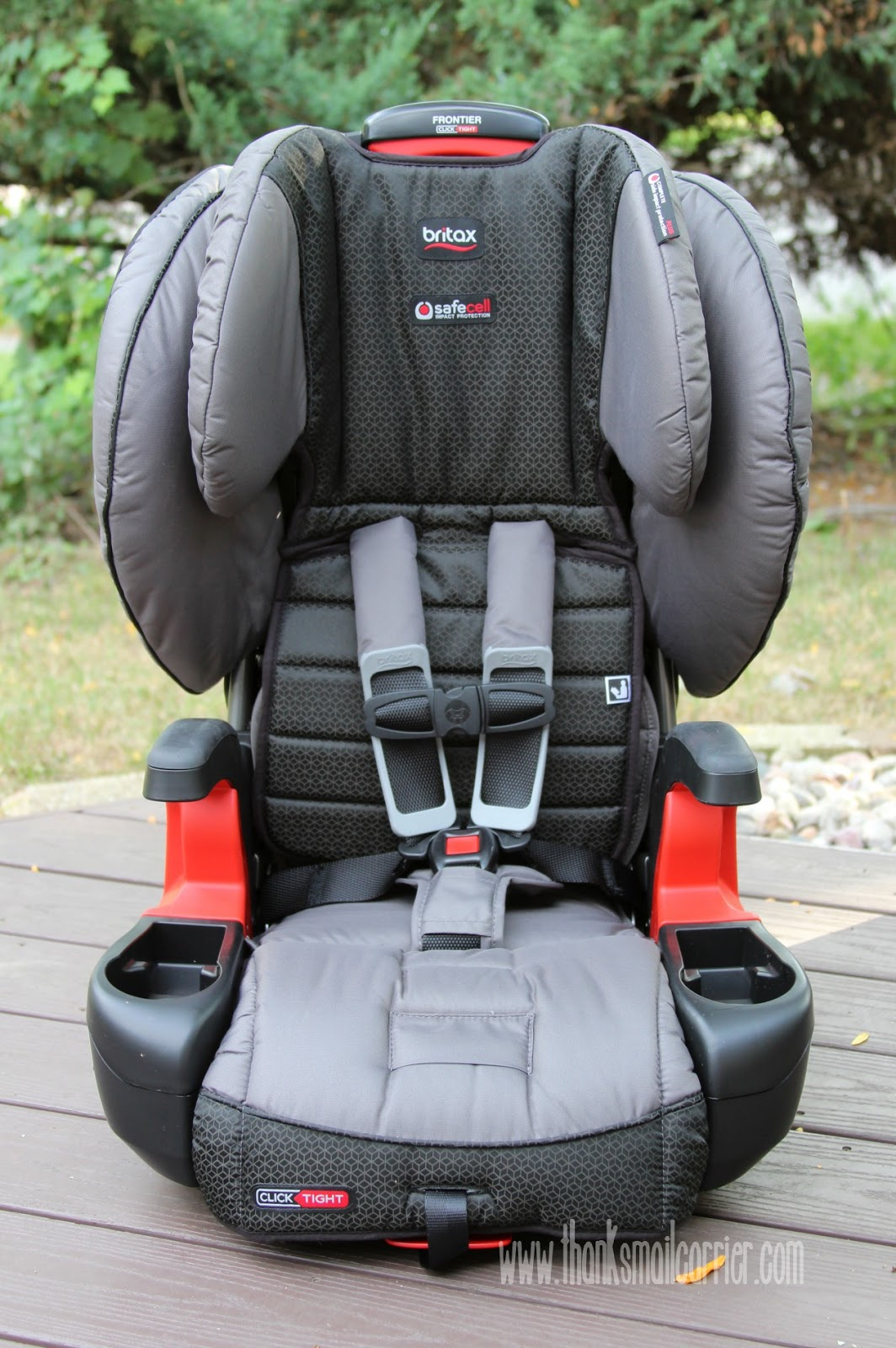 Britax Frontier ClickTight Review