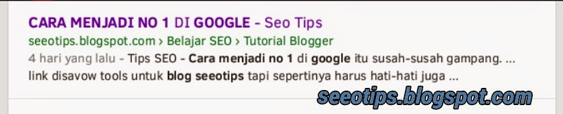 Cara Optimasi Elemen SEO on page