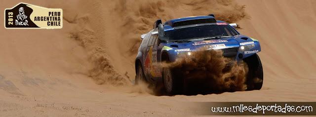Portadas para Facebook, Dakar 2013