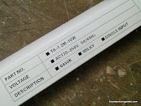Características del tubo led. www.enredandonogaraxe.com