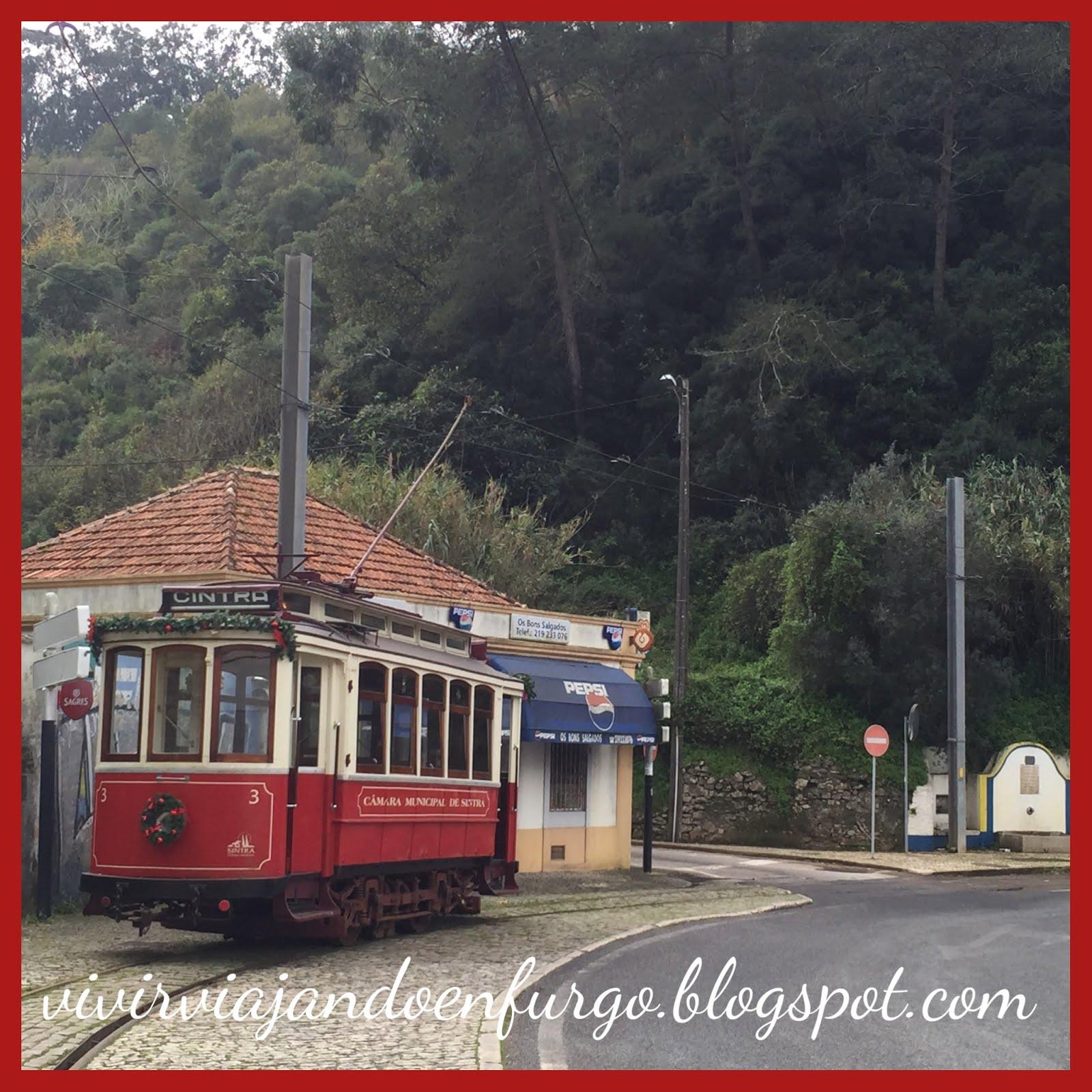 En Sintra...