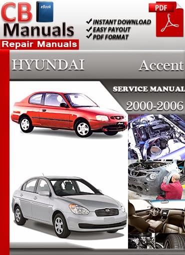 Hyundai Accent Workshop & Owners Manual