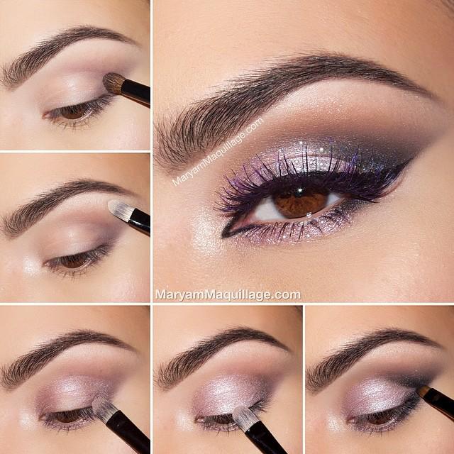 Amazing 13 Glamorous Smoky Eye Makeup Tutorials For Stunning Party