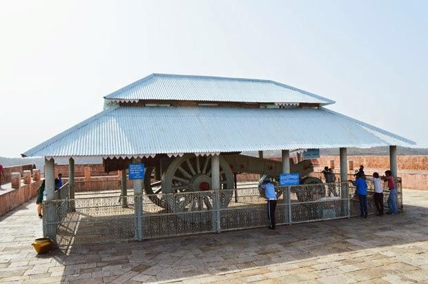 worlds largest Cannon
